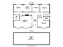 Floorplan 1 of 2 Thornhill Lane, Mount Prospect Avenue, Clontarf, Dublin