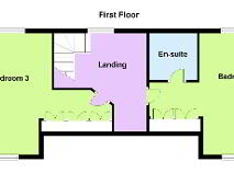 Floorplan 2 of Bungalow At Confey, Leixlip