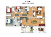 Floorplan 1 of Ferndale, Three Castles, Manor Kilbride, Blessington