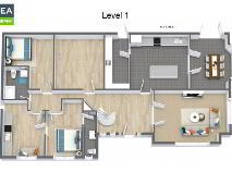 Floorplan 1 of Kilbride, Blessington