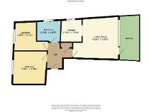 Floorplan 1 of 132 The Oval, Tullyvalle, Cabinteely, Dublin