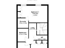 Floorplan 2 of 223 Laraghcon, Lucan, Dublin