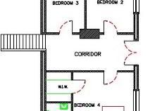 Floorplan 2 of Castlehill, Ballyadams, Athy