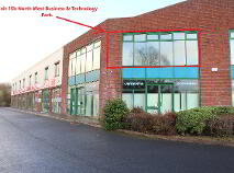 Photo 1 of 15B North West Business & Technology Park, Carrick-On-Shannon, Leitrim