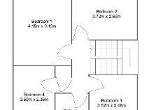 Floorplan 2 of 51 Beech Park, Lucan, Dublin