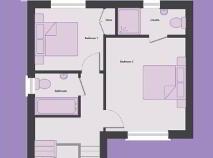 Floorplan 1 of 4 Tandy Court, Tandy's Lane, Lucan, Dublin