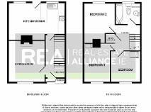Floorplan 1 of 26 Cloonmore Gardens, Tallaght, Dublin