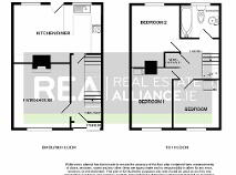 Floorplan 2 of 26 Cloonmore Gardens, Tallaght, Dublin