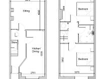 Floorplan 1 of 50 Mount Andrew Dale, Lucan