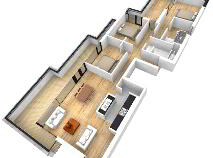 Floorplan 1 of The Lime,, Avenue, Countess Road, Killarney