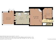 Floorplan 1 of 215 Kylemore Road, Ballyfermot, Dublin