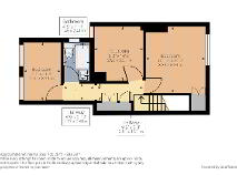 Floorplan 2 of 215 Kylemore Road, Ballyfermot, Dublin