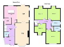 Floorplan 1 of 42 Townparks Manor, Kells
