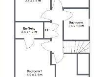 Floorplan 4 of 13 Weston Avenue, Lucan, Dublin