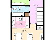 Floorplan 1 of 16 Kelly's Bay Tide, Skerries