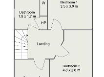 Floorplan 4 of 9 Earlsfort View, Lucan, Dublin