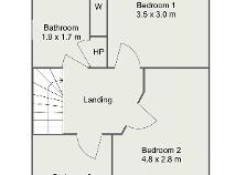 Floorplan 2 of 9 Earlsfort View, Lucan, Dublin