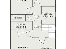 Floorplan 2 of 3 Woodville Grove, Lucan