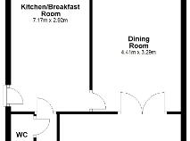 Floorplan 1 of 11 Weston Drive, Lucan