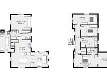 Floorplan 1 of Coonogue, Ballymurphy, Borris