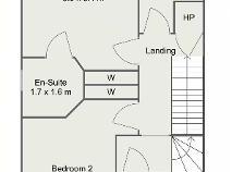Floorplan 2 of 38 Foxborough Park, Lucan