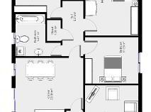 Floorplan 1 of (Lot 1) 19 Mount Clare Court, Graiguecullen, Carlow