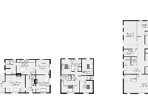 Floorplan 1 of Ashfield House, Ballycrogue, Carlow