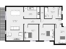 Floorplan 1 of Apt 5, 45 Tullow Street, Carlow