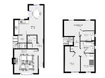 Floorplan 1 of 12 Barrowville Court, Pembroke, Carlow