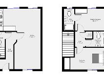 Floorplan 1 of 33 Dolmen Mews, Kilkenny Road, Carlow