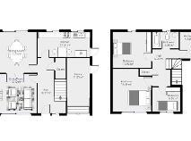 Floorplan 1 of 70 Beechwood Park, Pollerton, Carlow
