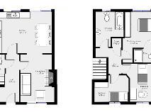 Floorplan 1 of 8 Bruach Na Habhainn, Maganey, Carlow