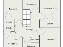 Floorplan 2 of 1 The Glebe, Lucan
