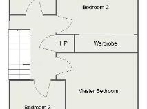 Floorplan 2 of 24 Hillcrest Walk, Lucan