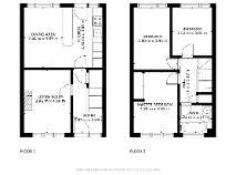 Floorplan 1 of 12 Alderwood Park, Tallaght, Dublin