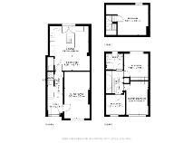 Floorplan 1 of 33 Ard Mor Drive, Tallaght, Dublin