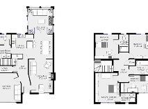 Floorplan 1 of The Crescent, 14 Castle Oaks, Dublin Road, Carlow
