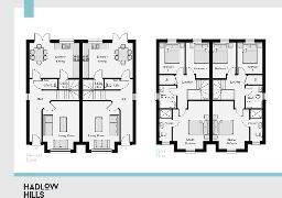 Floorplan 1 of The Peston ( Brick / Render), Hadlow Hills, High Bangor Road, Donaghadee