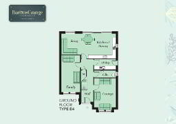 Floorplan 1 of E4, Baronsgrange, Carryduff