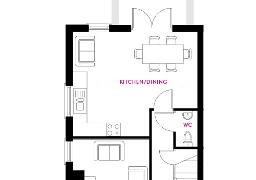Floorplan 1 of Joyce, Longridge At The Hollows, Gilford Road, Lurgan