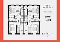 Floorplan 2 of The Harland, Parsons Gate, Armagh Road, Portadown