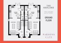 Floorplan 1 of The Harland, Parsons Gate, Armagh Road, Portadown