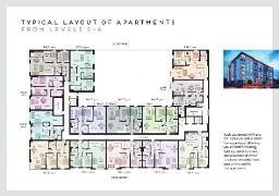 Floorplan 1 of 412, Portland 88, Belfast City Centre, Belfast