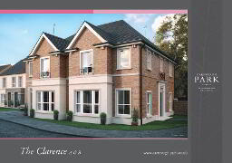 Photo 1 of The Clarence B (Brick & Render), Carnreagh Park, Off Drumnagoon Road, Craigavon