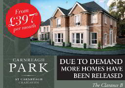 Photo 3 of The Clarence B (Brick & Render), Carnreagh Park, Off Drumnagoon Road, Craigavon