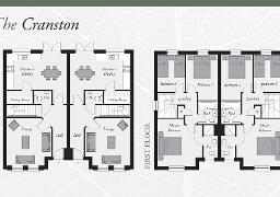 Floorplan 1 of The Cranston, Carnreagh Park, Off Drumnagoon Road, Craigavon