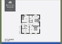 Floorplan 2 of The Harte, Helens Wood, Bangor