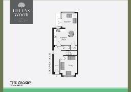 Floorplan 1 of The Crosby, Helens Wood, Bangor