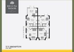 Floorplan 1 of The Brompton, Helens Wood, Bangor