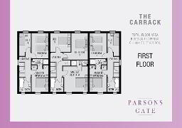 Floorplan 2 of The Carrack B, Parsons Gate, Armagh Road, Portadown